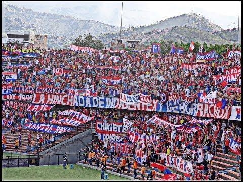 INDEPENDIENTE MEDELLIN 2 Vs Anal 1 | Fecha 3 Copa p̶o̶s̶t̶o̶b̶o̶n̶ 2014 | Somos Poderosos - Rexixtenxia Norte - Independiente Medellín