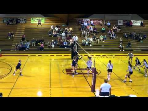 Guilford Volleyball vs. North Carolina Wesleyan