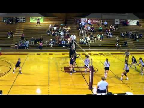 Guilford Volleyball vs. North Carolina Wesleyan
