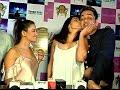 Barkha Bisht KISSES Vikas Gupta- Anita Hassanandani Go CRAZY- Watch Video!
