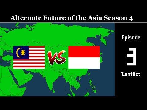 Alternate Future of the Asia Season 4 Episode 3 Conflict