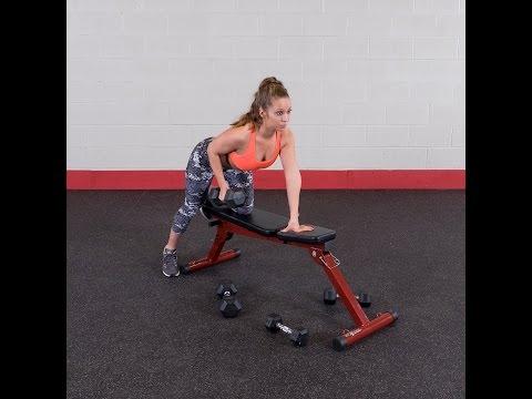 Best Fitness FID Bench (BodySolid.com)