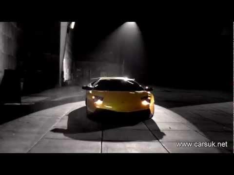 Lamborghini Murcielago LP 670-4 SV Official Promo (HD).MP4