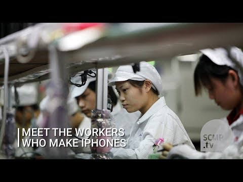 Inside Foxconn: Interviews With Factory Workers Making IPhones And Other Apple Products