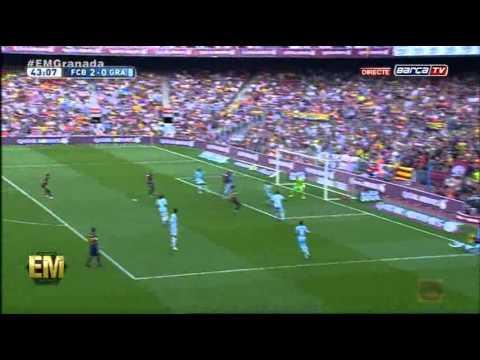 6 0 - Zonajuanjo All Goals & Highlights FC Barcelona vs Granada - Amplio Resumen [6-0][27-09-2014] All Goals & Highlights https://www.youtube.com/user/Zonajuanjos https://www.facebook.com/juanjose.perez...