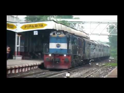 rail - This video is a compilation of short pieces taken (with permission ) from the channels of four Indian Railway videographers. I find the Indian Railways fasci...