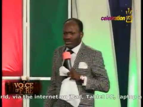 Johnson Suleman - Gospel Message http://www.mycelebrationtv.com/