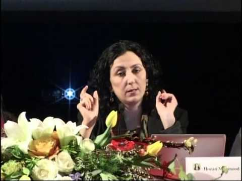 Houzan Mahmoud´s speech on 8 March international Women´s day seminar in Frankfurt-Germany