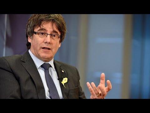 Κ. Πουτζντεμόν: «Μπορώ να κυβερνήσω από τις Βρυξέλλες»