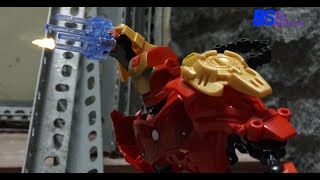 Nonton Iron Man vs The Hulk Stop Motion Film Subtitle Indonesia Streaming Movie Download