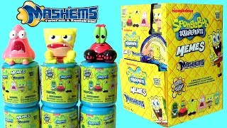 #MashemsSpongebob. Thanks Tech4Kids for the new Mashems SpongeBob Squarepants Memes Case of mystery blind bags. #Mashems are collectable squishy toys that kids to play with their favorite characters. They will be able to Mash'ems, Twist'em, Squish'em, Pull'em, Squeez'em, Stretch'em, Throw'em and Lov'em.Welcome to #FunToys Disney Toys Review channel with toys for babies, toddlers, kindergarten kids and preschool children. Let's play and learn together. Subscribe Here: http://www.youtube.com/subscription_center?add_user=DisneyCollectorBRBienvenidos a mi canal de juegos y juguetes para bebés niños y niñas en edad preescolar que ama juguetes y muñecas. Suscríbase a nuestro canal y siga los videos :)Benvenuti ai miei giochi di canale e giocattoli per neonati e bambini in età prescolare che ama le bambole e giocattoli. Iscriviti al nostro canale e seguire le video :)Bienvenue sur mon canal jouets. C'est une chaîne pour bébés et tout-petits enfants d'âge pré-scolaire où vous trouverez des vidéos de pâte à modeler, d'oeufs surprises et les jouets surprises de Disney.아기와 유아에 대한 내 채널 게임과 장난감에 오신 것을 환영합니다. 우리의 채널에 가입하고 동영상을 따라 .Click to Subscribe DisneyCollector Toys Channel:https://www.youtube.com/DCtoysCollectorAssista Canal Youtube ToysBR Brinquedos Surpresa.https://www.youtube.com/toysBR