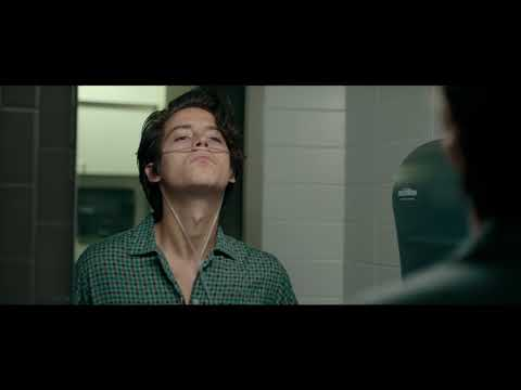 Five Feet Apart (CBS Films) Hot Hospital Romance CLIP