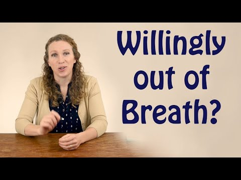 """Willingness as an Antidote to Anxiety - A Weird Exercise that helps you """"Get Better at Feeling"""""""