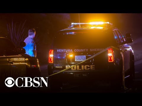 California mass shooting: Suspect identified as Ian Long   Live updates from Thousand Oaks, CA