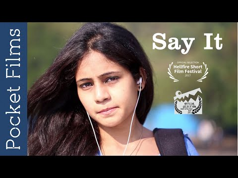 Video Romantic Short Film - Say It   Starting a conversation with a stranger download in MP3, 3GP, MP4, WEBM, AVI, FLV January 2017