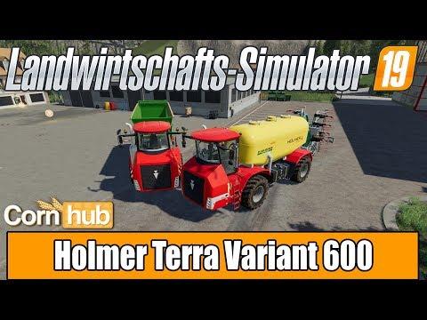 Holmer Terra Variant 600 v1.0.3.0