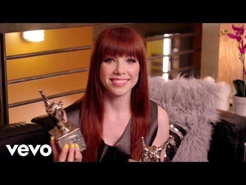 Carly Rae Jepsen - #VEVOCertified, Pt. 1: Award Presentation