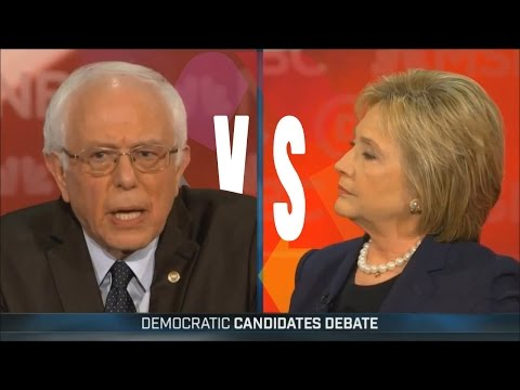 VIDEO Eclectic Method's Bernie vs Hillary Mashup