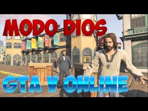 GTA V online Glitch Modo Dios, Meterse en edifcio prohibido part 1 PS4/XBOXONE/PS3/XBOX360 (видео)