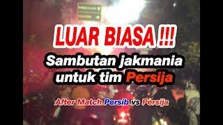 Video LUAR BIASAAA !!! Sambutan the jakmania saat bis persija tiba di jakarta MP3, 3GP, MP4, WEBM, AVI, FLV Mei 2019