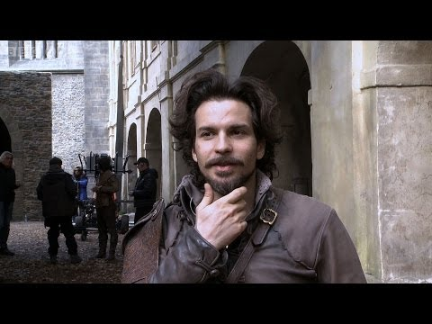 Beards - The Musketeers - BBC One