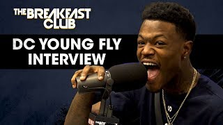Video DC Young Fly On Bringing Back TRL, His Rise In Comedy, His Baby Daughter & More MP3, 3GP, MP4, WEBM, AVI, FLV Januari 2018