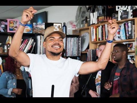 Chance The Rapper: NPR Music Tiny Desk Concert