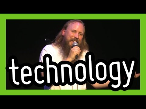 Graham Clark: 'Technology' - funny live comedy clip | ComComedy