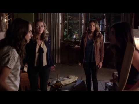 """Pretty Little Liars - Liars Trapped in a Cabin- """"Love ShAck, Baby"""" [4x15]"""
