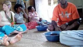 Madventurer Fiji Grog Singing!