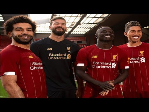 OMG NEW 2019-20 LIVERPOOL KIT IS A BANGER | NIKE NEW LIVERPOOL SPONSOR FROM 2021?