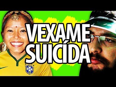 VEXAME SUICIDA (видео)