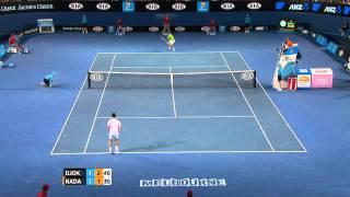Novak Djokovic wins the longest Grand Slam final in history, overcoming Rafael Nadal in an epic five-set encounter. Subscribe:...