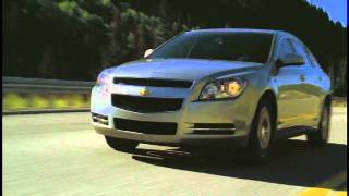 2011 Chevy Malibu Video Test Drive