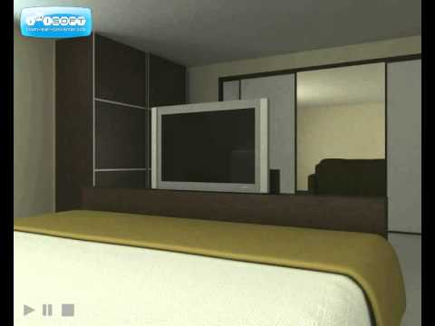Whisper 700 Flat Panel TV Lift