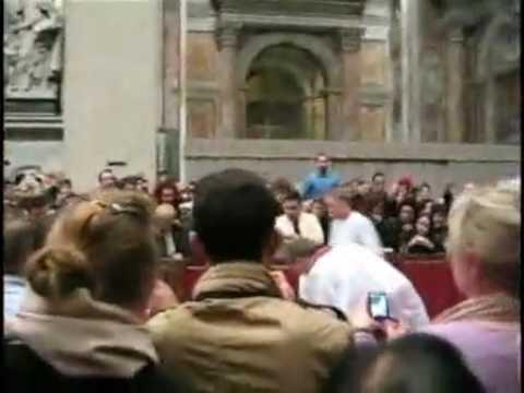 La caida del Papa