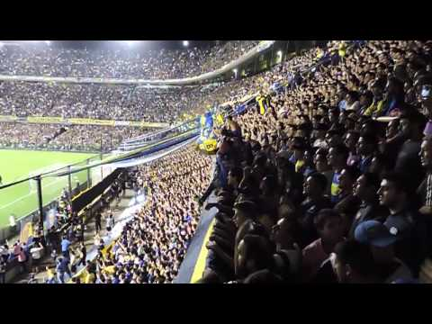 Un trapo que tenga estos colores - La 12 - Boca Juniors