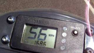 2. 2006 Yamaha Wolverine 450 4x4 quad/atv top speed run