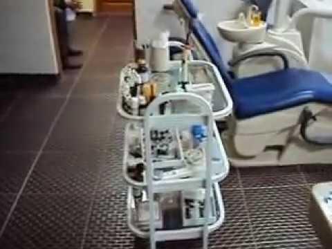 Оснащение стоматологического кабинета.AVI
