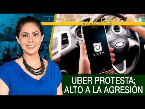 Uber protesta: ALTO a la agresión | Convocatoria cabildo infantil abierta | Festejan la diversidad