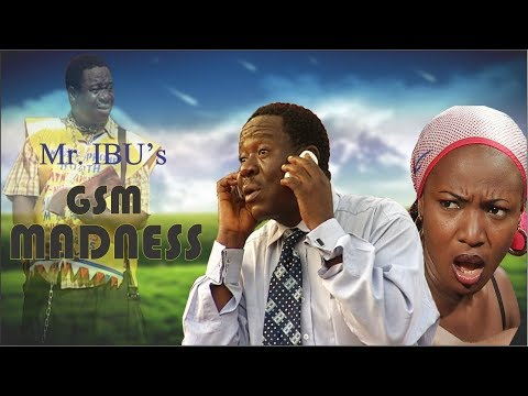 Mr Ibu's GSM Madness Part 1- Trending Nollywood Movie Comedy