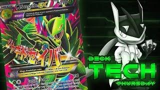 Pokémon Cards - Mega Sceptile EX Deck Profile! | Deck Tech Thursday #15 by The Pokémon Evolutionaries