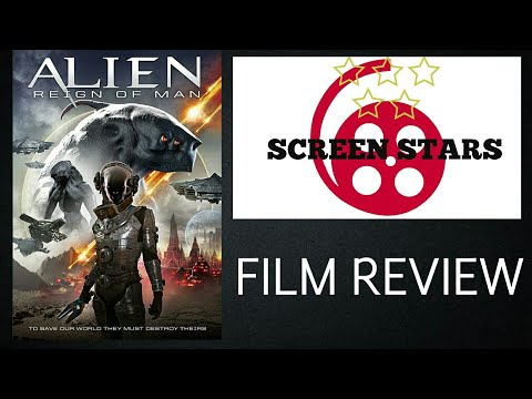 Alien Reign Of Man (2017) Sci-fi Film Review
