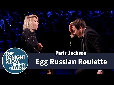 Download Egg Russian Roulette with Paris Jackson HD Mp4 3GP Video and MP3