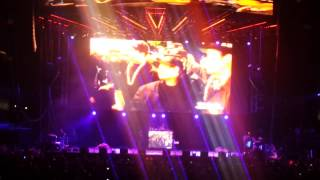N.W.A. Eazy E Tribute live @ BET Experience 2015