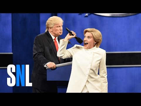 SNL Hilariously Spoofs the Final 2016 Presidential