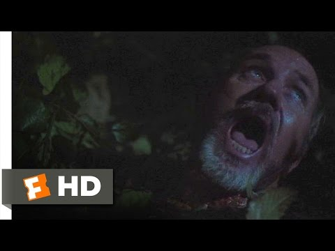 Motel Hell (1/10) Movie CLIP - Buried Heads (1980) HD