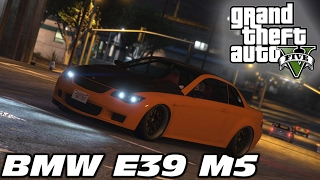 Nonton Grand Theft Auto 5 | Fast and Furious Car Build: BMW E39 M5 Film Subtitle Indonesia Streaming Movie Download