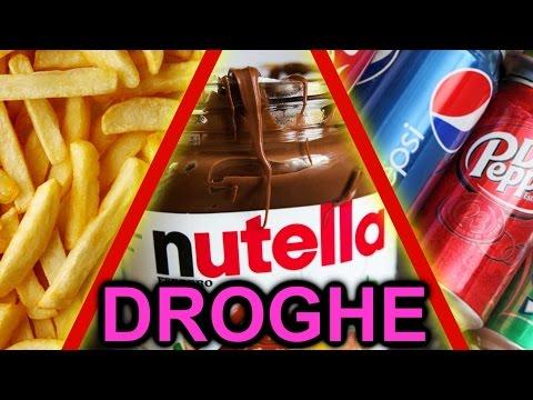 """""""drogati"""" di cibo: i 10 prodotti che danno dipendenza"""
