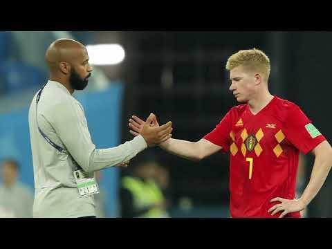 France beats Belgium, struts to World Cup final